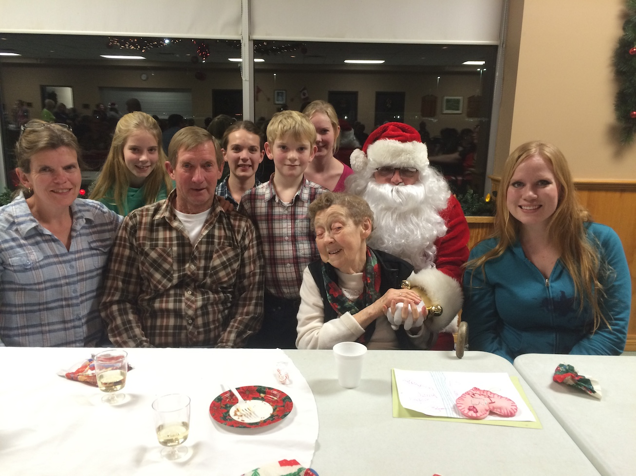 Resident Christmas Party 2016