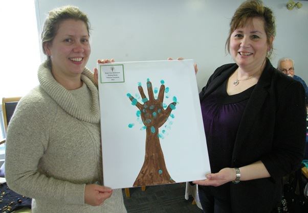'Helping hands' honoured at Mapleview